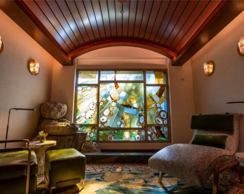 Disneyland's new spa features precious stone gifted by Californian Miwok Tribe Elder