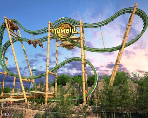 Kings Dominion to launch 4D roller coaster as part of Jungle X-Pedition in 2022