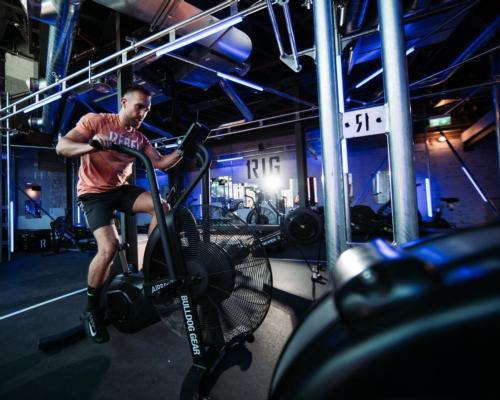 The Hammersmith site is the ninth studio in 1Rebel's growing portfolio and offers new workout, Rig / 1Rebel