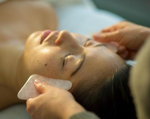 Langham Hospitality Group's in-house Chuan Spa brand bases its wellness therapies and treatments on the ancient healing philosophies of Traditional Chinese Medicine
