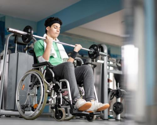 Everyone Can initiative will study fitness provision for people with disabilities