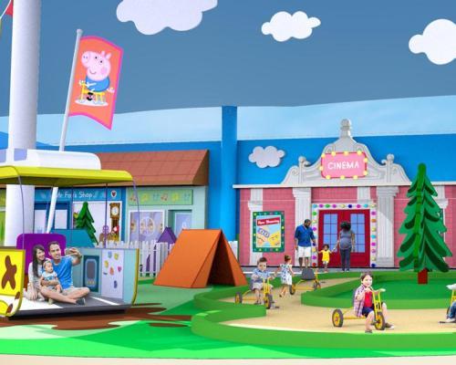 Further details revealed for Orlando's Peppa Pig theme park