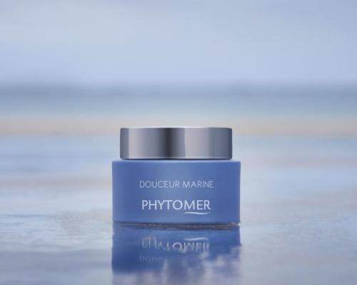 Phytomer refreshes Douceur Marine Cream with prebiotic formula to rebalance skin microbiome