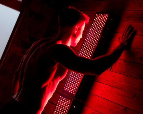 Red Light Rising's premium red light therapy enhances health-focused businesses