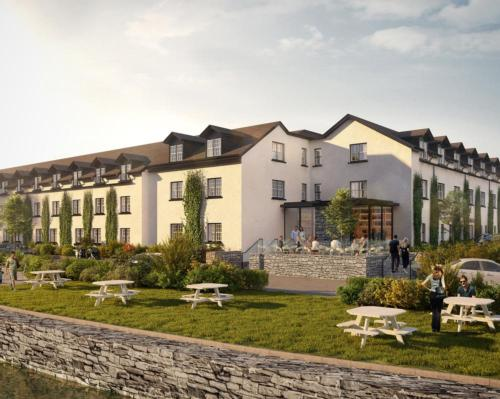Kirsty MacCormick curating world-class destination spa in the UK's Lake District @swannewbybridge #spa #UKspa #spaindustry #development #pipeline #nature #TheSpaConsultancy