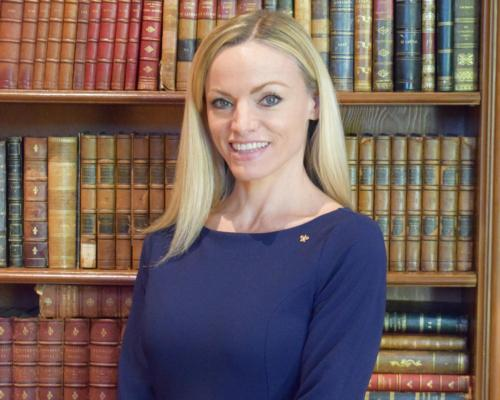 Jessica Grant Sloyan appointed new director of spa and wellness for Lucknam Park & Spa @LucknamPark #spa #UKspa #wellness #UKspaindustry #appointment #sustainability