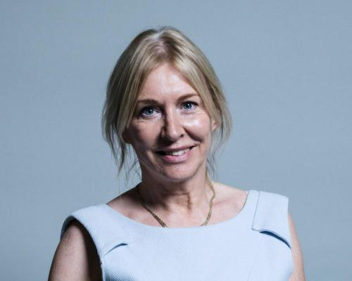 Stunned silence greets Nadine Dorries' appointment as 10th culture secretary in 10 years