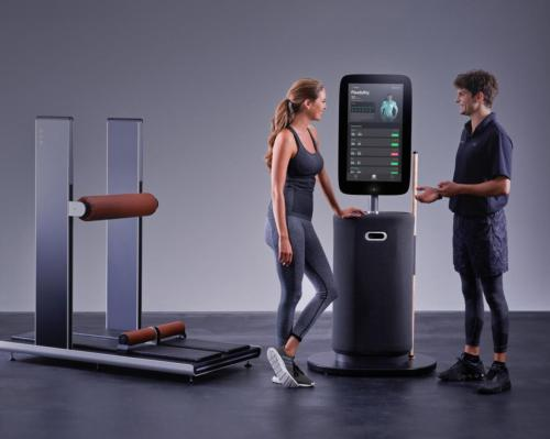 EGYM recently launched its new Fitness Hub, a smart onboarding kiosk and body scanner