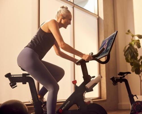 Peloton said it would initially be targeting the hospitality market with its commercial operations / Peloton