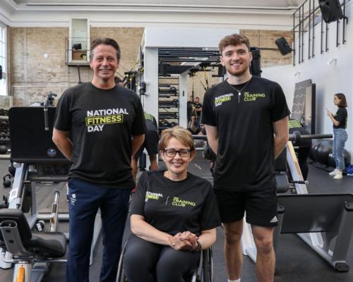 National Fitness Day to get millions of people physically active