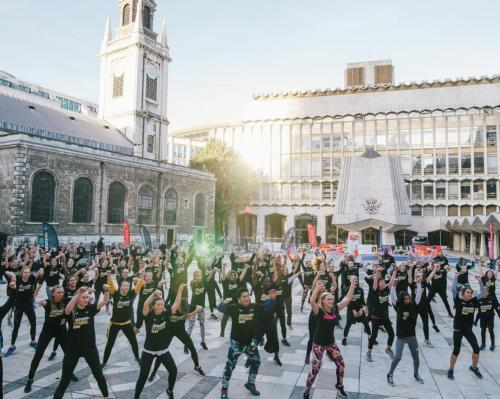 Millions of people will take part in today's free fitness activities