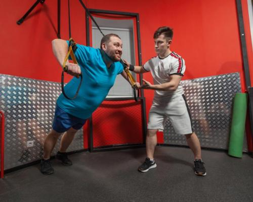 The study showed a focus on exercise was more effective in tackling obesity than a focus on weight loss