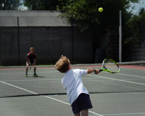 £30m investment to fund redevelopment of 4,500 UK tennis courts