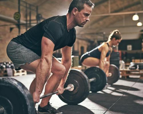 Up until now, the link between strength training and fat loss has been unclear / Shutterstock/Flamingo Images