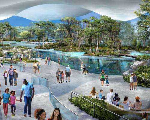 Jacksonville Zoo reveals US$50m masterplan