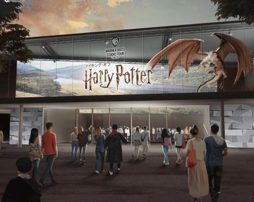 Tokyo's Harry Potter studio tour will have Fantastic Beasts universe