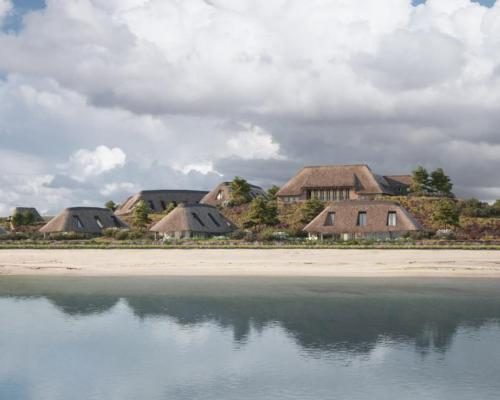 Lanserhof's all-new €120m island wellness retreat in Germany set for Q2 opening