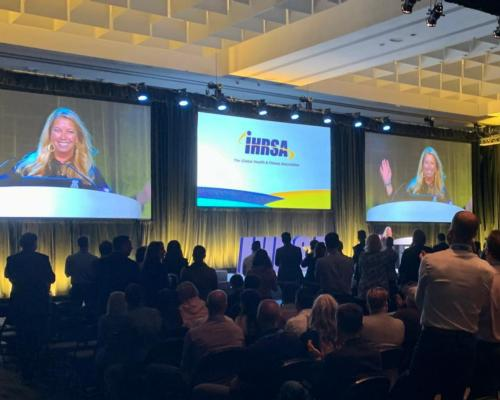 The IHRSA International Convention & Trade Show in Dallas takes place between 13 and 15 October / IHRSA/Twitter