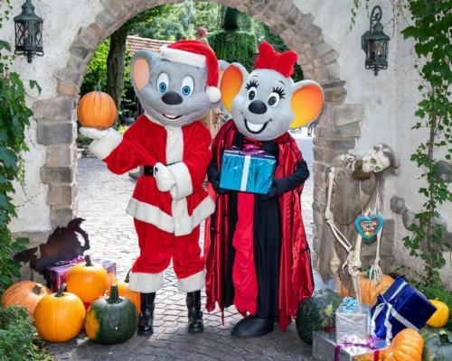 180,000 pumpkins will decorate Europa Park during Halloween