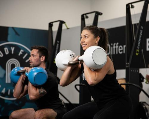 The acquisition of Body Fit Training takes Xponential over the 1,000-location mark / Body Fit Training