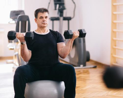 The competition looks to find ways to support older workers keep physically fit / Shutterstock/astarot
