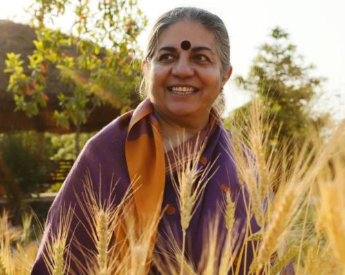 Alternative Nobel Prize laureate scholar, environmental scientist and activist Dr Vandana Shiva will keynote on the interconnectedness of human life and nature