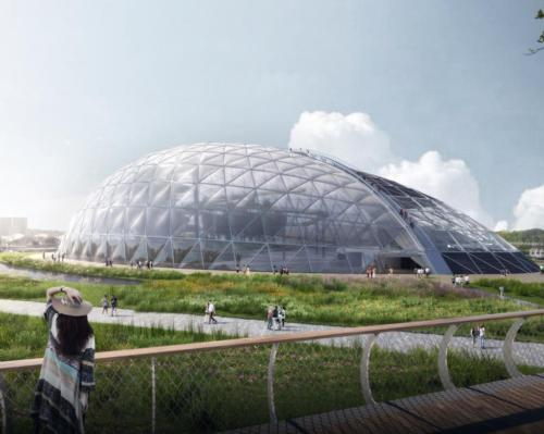 The visitor attraction is scheduled to open in 2023