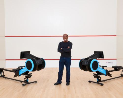 Lewis Hamilton's father Anthony launches fitness equipment brand FloatRower