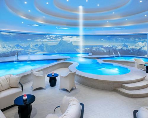 Blu Spas creates social spa concept for US$4.3bn Las Vegas mega-resort