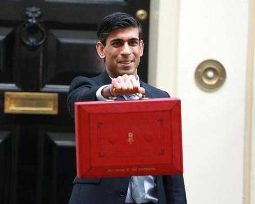 Sunak said the move will 'make the business rates system fairer' / Shutterstock/Cubankite