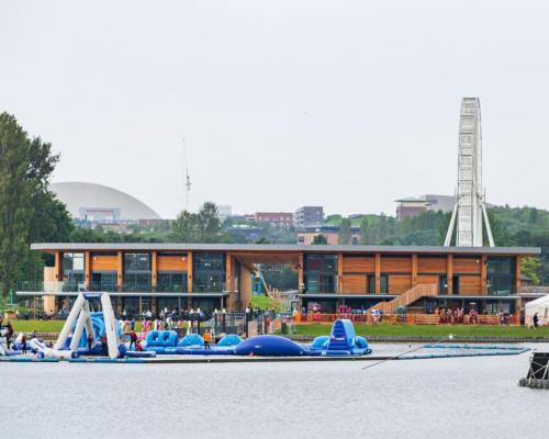 Willen Lake, Milton Keynes' most popular park is looking for two new voluntary, non-executive directors