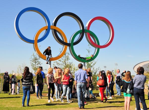 The London 2012 Games created an entirely new, modern district in East London / PIC: ©www.shutterstock/ Ron Ellis