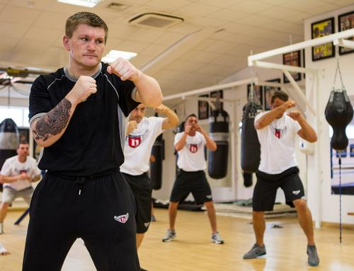 Premier Training has announced a partnership with Ricky Hatton to deliver boxing coaching qualifications / Hatton Academy