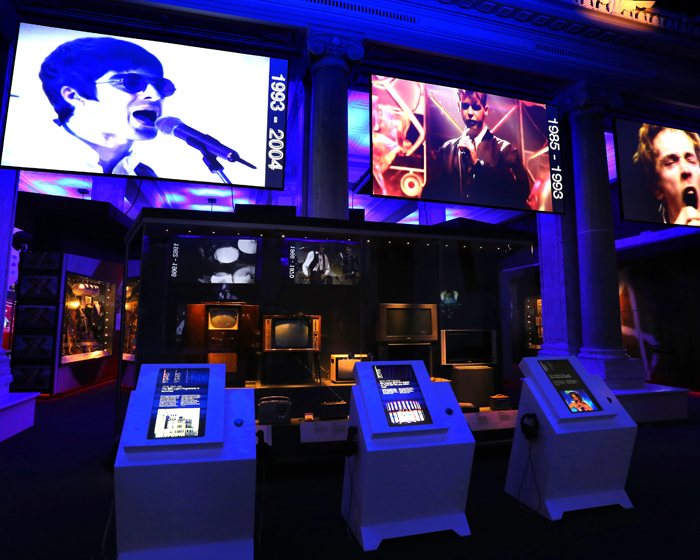 DJ Willrich carries out tech overhaul at the British Music Experience