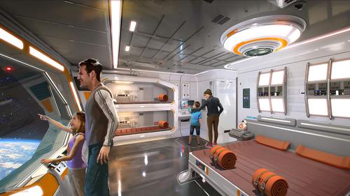 The Star Wars resort experience will be a living adventure