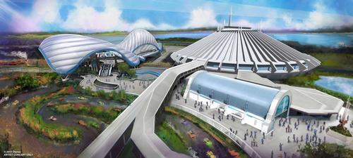 A Tron coaster is coming to Magic Kingdom