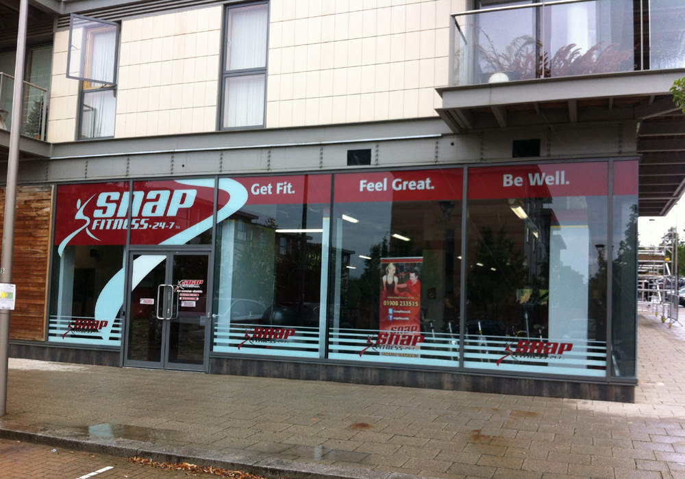 Snap Fitness opened its UK site in August last year