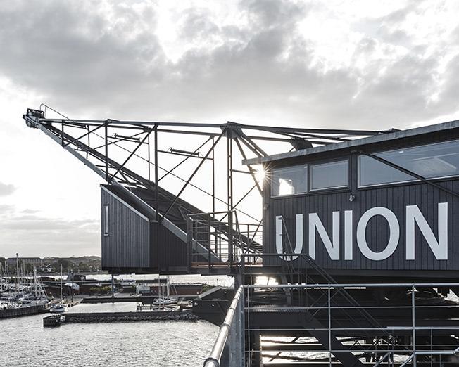Copenhagen Coal Crane Becomes Unlikely Home For Elegant New Spa - Where is copenhagen located