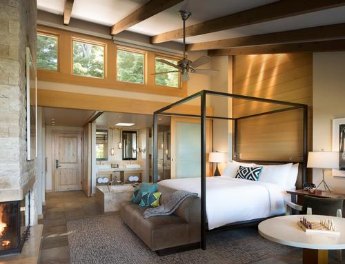 Ventana Big Sur will include 59 refreshed guest rooms, suites and villas