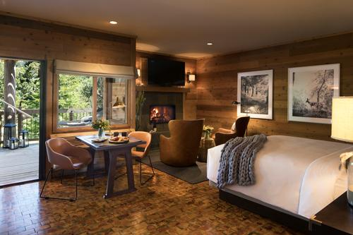 BraytonHughes Design Studios and architecture firm Parks & Associates will transform the Ventana Inn into the Ventana Big Sur