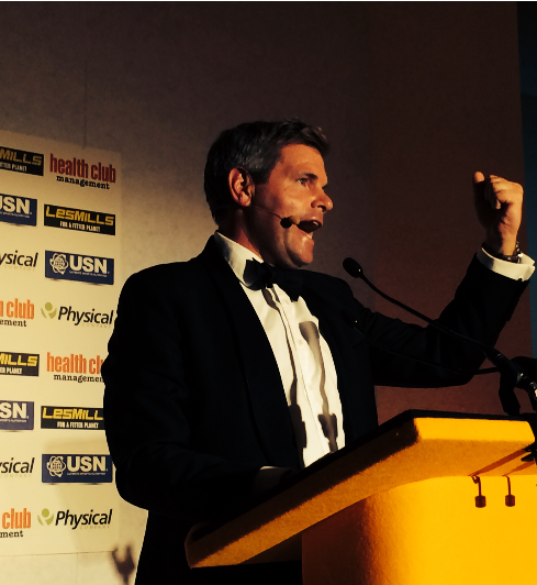 TV personality Mark Durden-Smith presented the awards for the fourth year running / Liz Terry