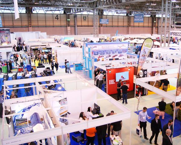 Leisure Industry Week offers two full days of trade show