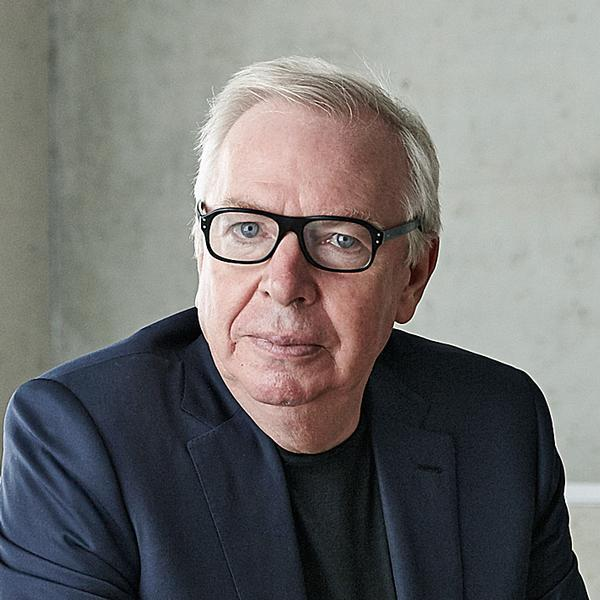 David Chipperfield is designing the new art museum un Shanghai / Alex de Brabant for The Talks