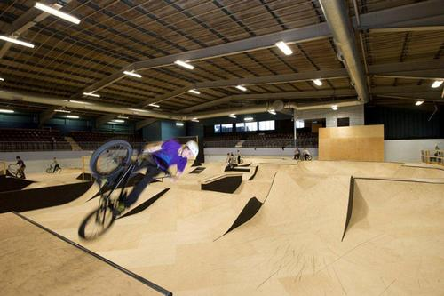 Alliance Leisure, which has brought BMX parks and a number of other innovations to leisure centres, will feature at the event