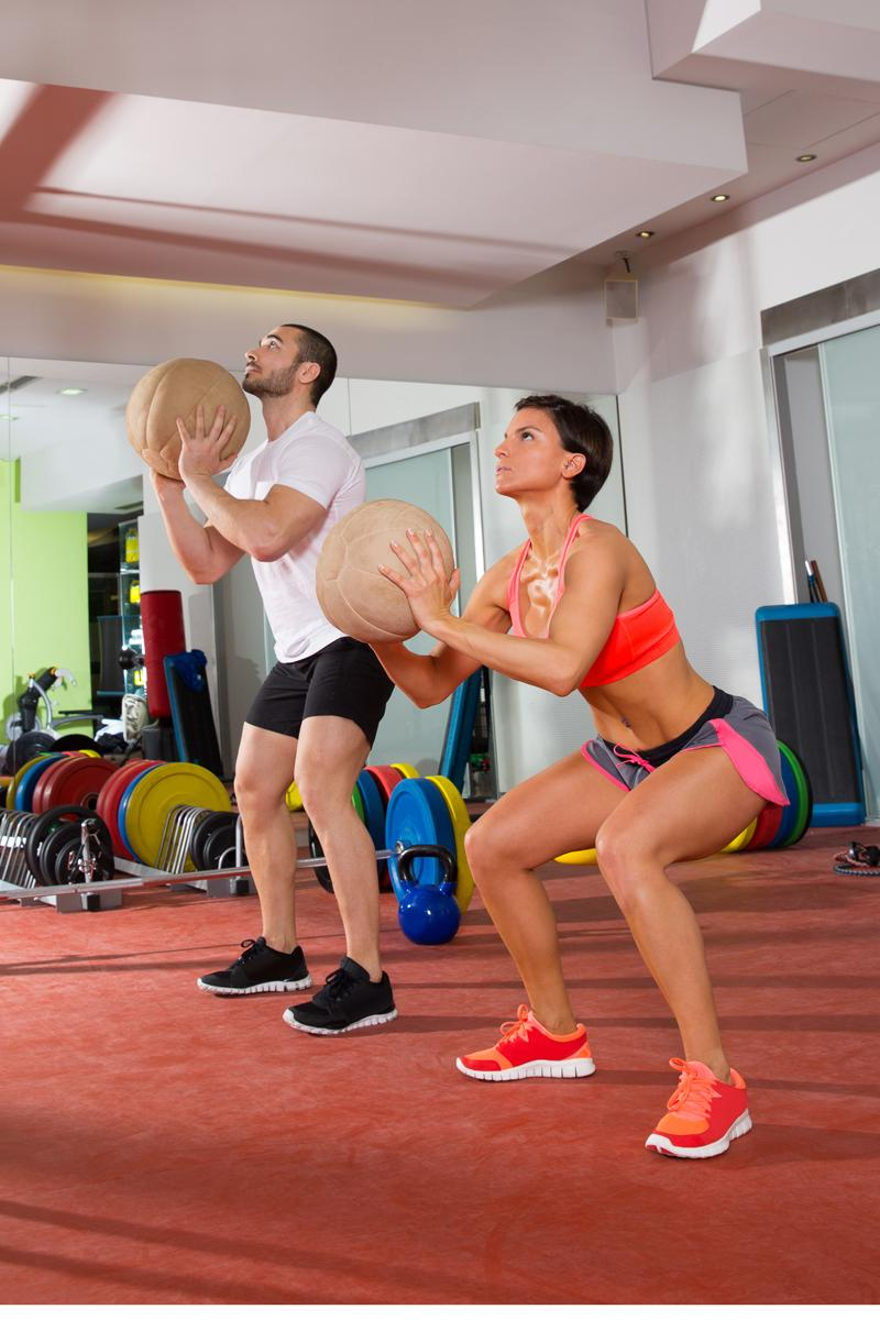 Group exercise has been one of the physical activity sector's biggest success stories, according to the report