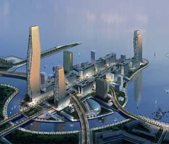 Saudi Arabia to build US$26.6bn new city near Jeddah
