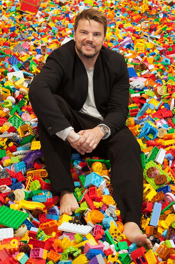 Ingels invited Lego super users to a workshop for feedback on BIG's Lego House designs