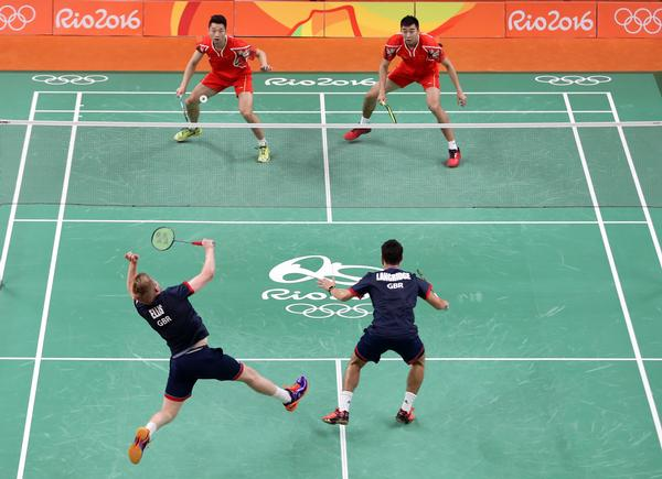 Badminton in pain in spite of medals: Ellis and Langridge win bronze at Rio 2016