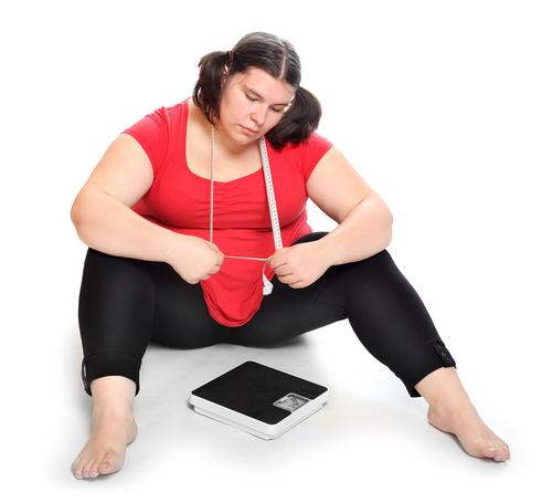 Tackling childhood obesity is a pressing problem in the western world / Shutterstock.com / Kletr