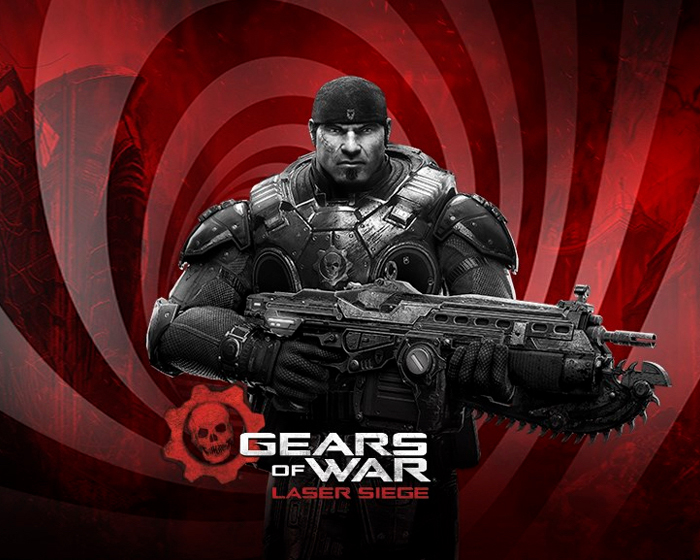 Alterface reinvents laser tag concept for Gears of War at Dubai gamers attraction